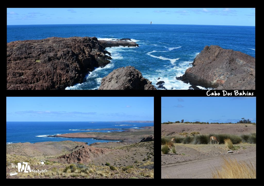 Cabo Dos Bahias - paysages