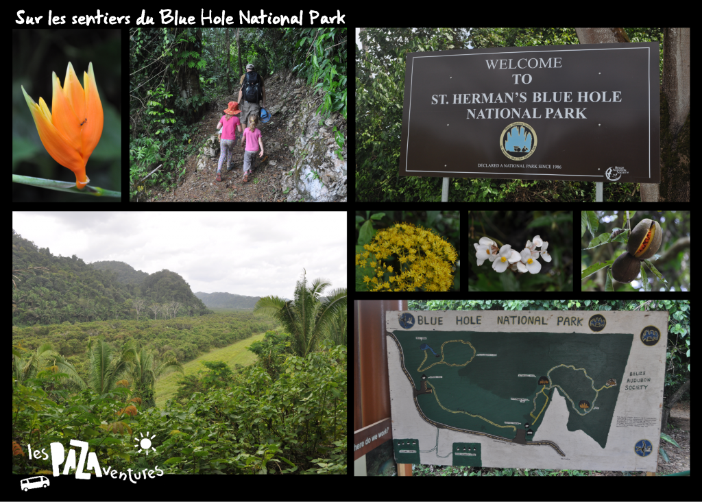 2 sentier Blue Hole NP
